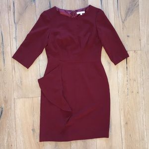 Sandra Darren Dress - Perfect Fall dress